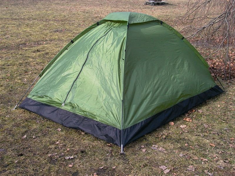 3 mann zelt iglu 800 flecktarn camping outdoor neu ebay. Black Bedroom Furniture Sets. Home Design Ideas