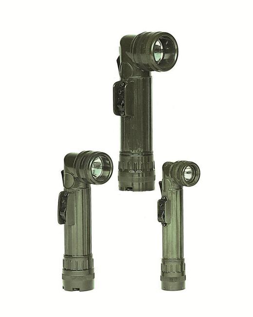 us winkeltaschenlampe small oliv lampe taschenlampe outdoor neu ebay. Black Bedroom Furniture Sets. Home Design Ideas
